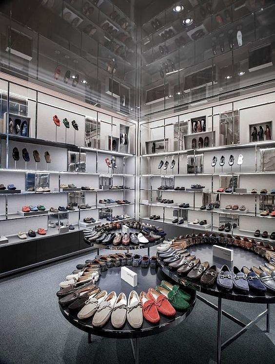 оборудование в магазин обуви
